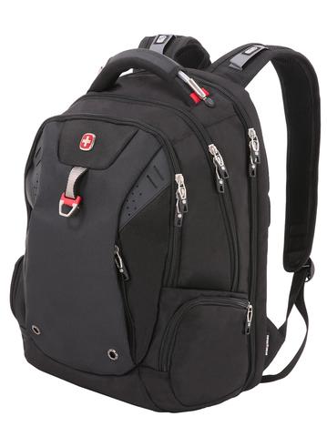 Рюкзак SWISSGEAR 15, black, фото 5