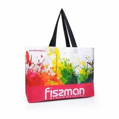 529 FISSMAN Промо-сумка 50x12x40см с логотипом Разноцветная