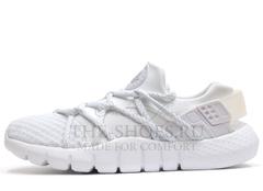 Кроссовки Мужские Nike Air Huarache NM All White
