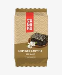 Морская капуста сушеная, Сибуки, Стандарт, 5 г.