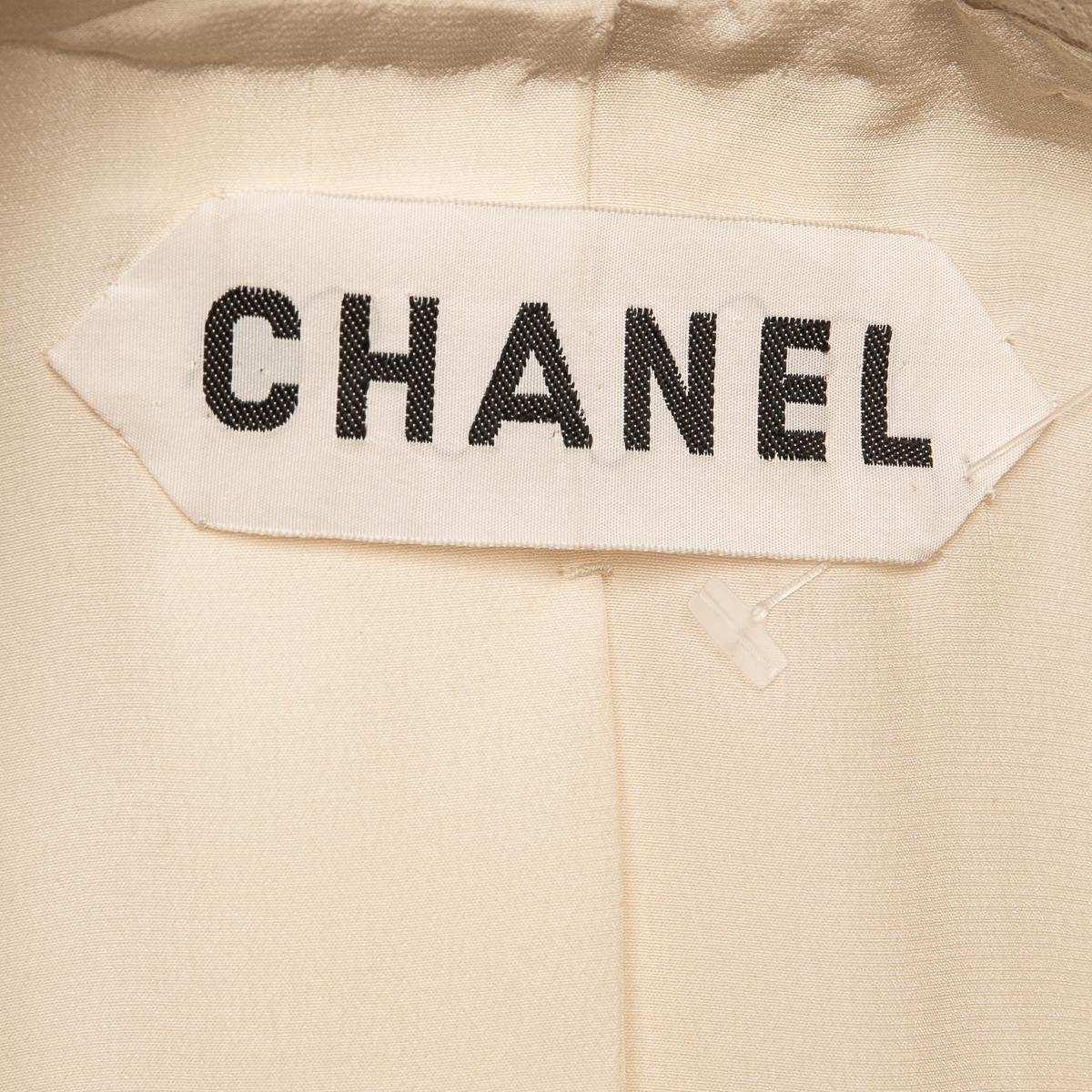 Кутюрный винтажный жакет с вышивкой, 60-е гг, размер 42.