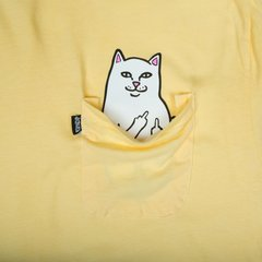 Лонгслив RIPNDIP Lord Nermal (Banana)