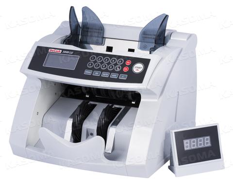 Счетчик банкнот DoCash 3000 LU
