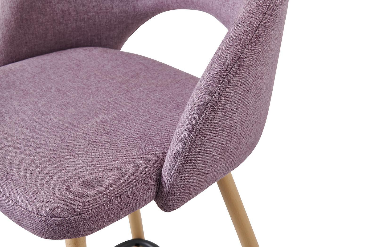 Барный стул DC-873 розовый (pink)