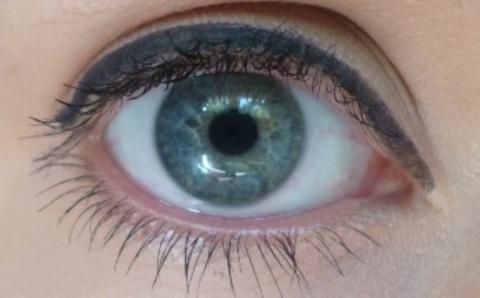 El Corazon карандаш для глаз 101 Black