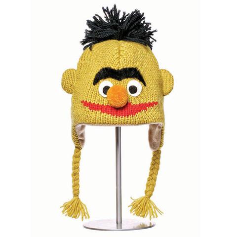 шапка с ушами Knitwits Bert
