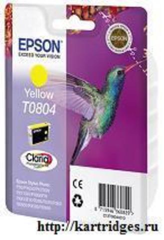 Картридж Epson T08044010