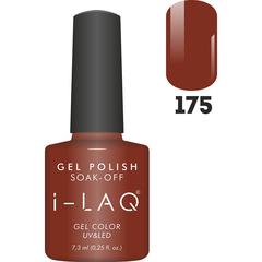 Гель лак для ногтей I-laq  175, 7,3 мл.