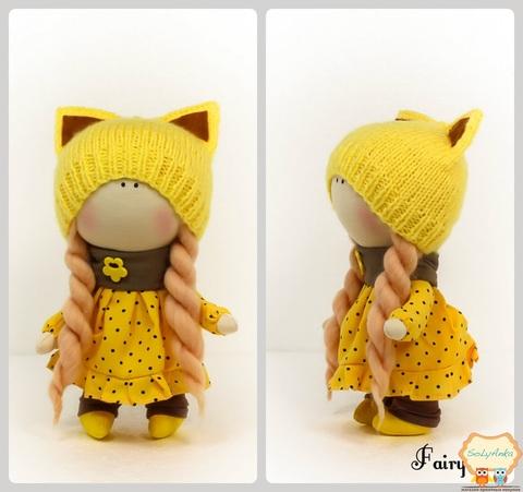Кукла Лейла из коллекции - Fairy doll