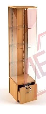 ВПН-401 Витрина стеклянная с накопителем