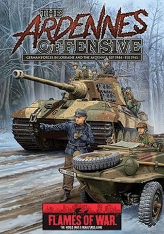 The Ardennes Offensive (230 pages, Hardback)