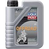 Liqui Moly Motorbike 2T Offroad - Полусинтетическое моторное масло