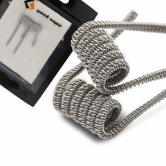 Спирали Geekvape Staggered Fused Clapton SS316