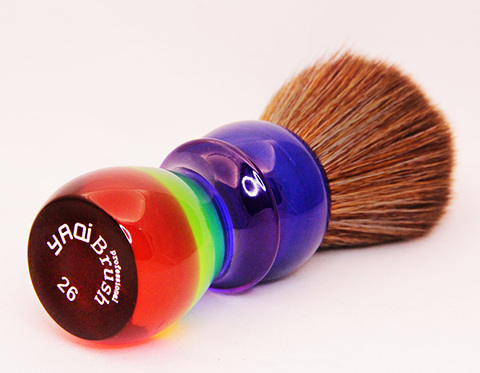 Yaqi Rainbow Brown  R1821