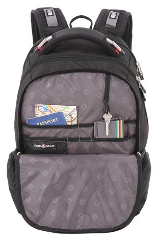 Рюкзак SWISSGEAR 15, black, фото 8