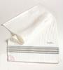 Набор полотенец 2 шт Devilla Bolonha белый