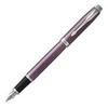 Перьевая ручка Parker IM Core F321 Light Purple CT перо F (1931632) 3d ручка feizerg f 001 purple