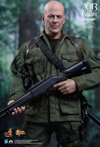G.I. Joe Retaliation - Movie Masterpiece Joe Colton Exclusive