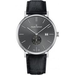 Мужские швейцарские часы Claude Bernard 65004 3 GING