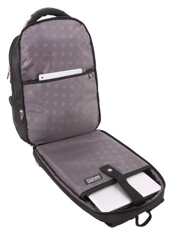 Рюкзак SWISSGEAR 15, black, фото 9