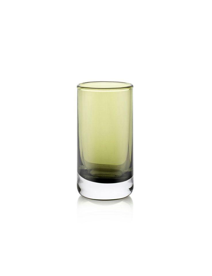 Стаканы Стакан 80мл IVV Lounge Bar зеленый stakan-80ml-ivv-lounge-bar-zelenyy-italiya.jpg