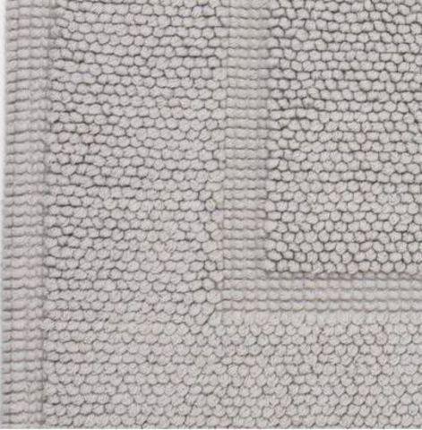 Коврик для ванной 55х75 Luxberry Lux серый