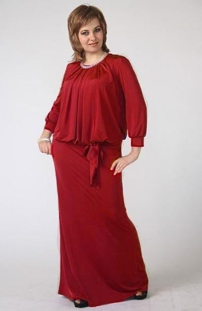 Платье 17-027