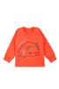 Пижама для девочки коралловая Ёжик