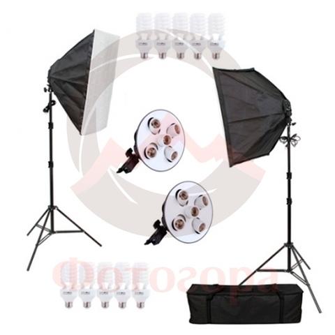 Комплект постоянного света Fotokvant FL-5 Kit