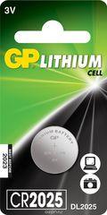 Батарейка Lithium CR2025