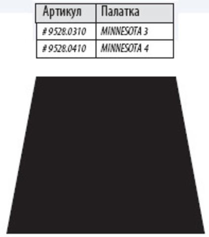 Дно под тамбур туристической палатки Alexika Ground Sheet Minnesota 4