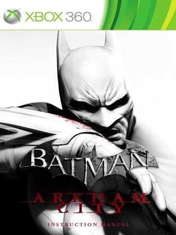 Xbox 360 Batman: Arkham City (русские субтитры)