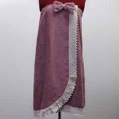 Парео для сауны Old Florence Rombetti розовое