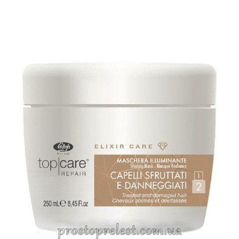 Lisap Top Care Repair Elixir Care Shining Mask - Маска для блеска волос
