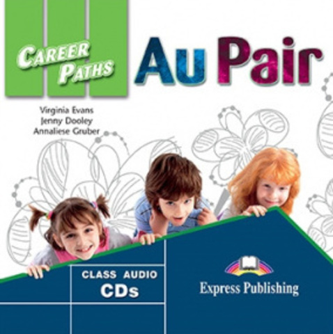 Au Pair Audio CDs
