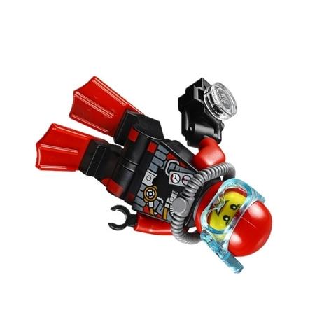 LEGO City: Глубоководная подводная лодка 60092