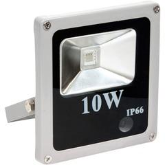 Светодиодный прожектор Feron LL-271, 1LED*10W - красный, 230V