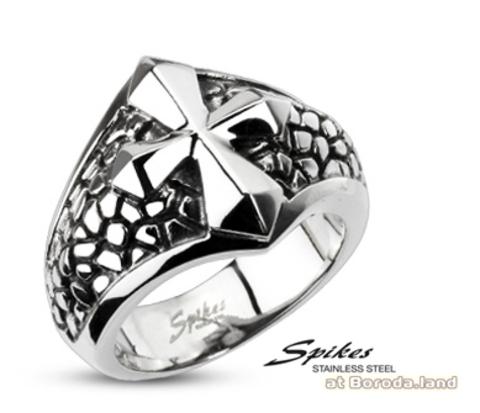 R-Q4672 Мужское кольцо