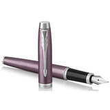 Перьевая ручка Parker IM Core F321 Light Purple CT перо F (1931632)