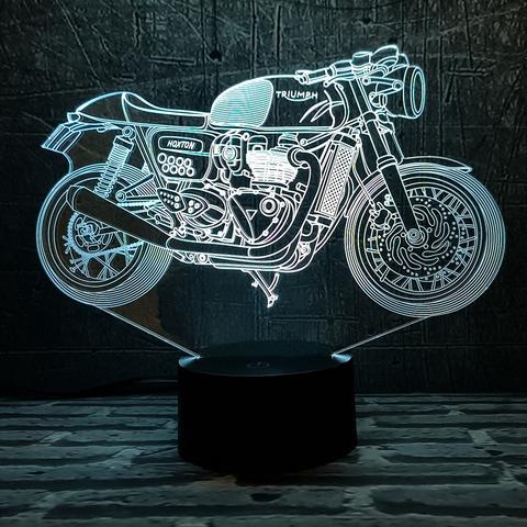 Ночник Мотоцикл Triumph