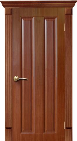 Дверь AIRON Екатерина-2, цвет тёмный дуб, глухая