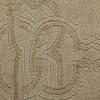 Полотенце 100х150 Roberto Cavalli Logo бежевое