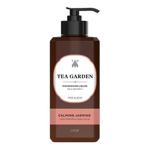 Средство для мытья посуды Жасмин CJ Lion Chamgreen Tea Garden Calming Jasmine 500г