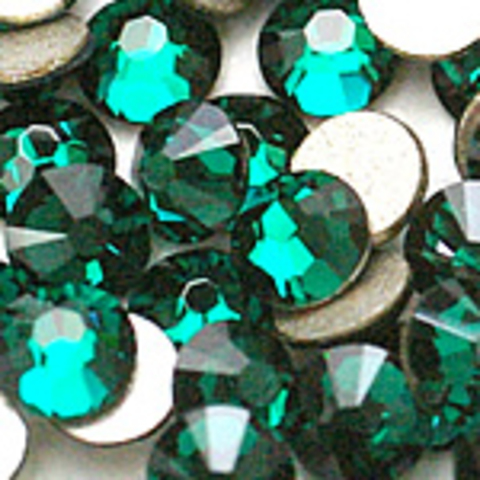 Swarovski Emerald ss5 (20 шт)