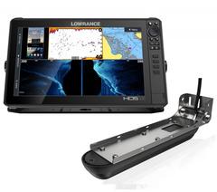 Эхолот-картплоттер Lowrance HDS-16 Live с датчиком Active Imaging 3-in-1