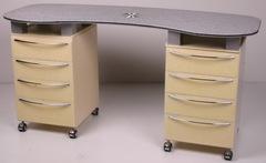 Маникюрный стол De Lux