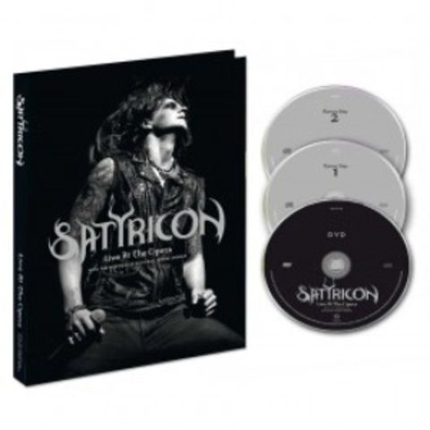 SATYRICON «Live at the Opera»