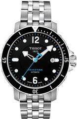 Мужские швейцарские часы Tissot T-Sport Seastar 1000 T066.407.11.057.00