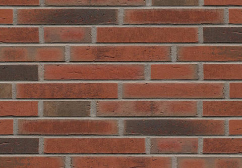 Клинкерная плитка под кирпич Feldhaus Klinker, R752LDF14 vascu ardor carbo