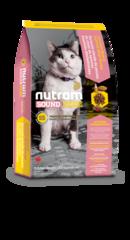 Корм для кошек Nutram S5 Sound Balanced Wellness, с курицей и лососем